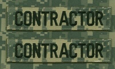 KANDAHAR WHACKER PRIVATE MILITARY SECURITY CONTRACTOR PMC JTF2 2-TAB: CONTRACTOR