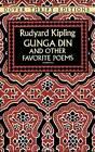Gunga Din and Other Favorite Poems by Rudyard Kipling (Paperback, 1991)