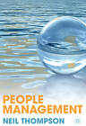 People Management by Neil Thompson (Paperback, 2013)