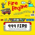 Convertible Fire Engine by Claire Phillip (Board book, 2013)