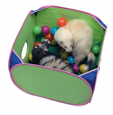 Marshall Ferret Pop N Play Ball Pit Toy for Ferrets