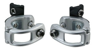 Avid-Matchmaker-X-Lever-Mounts-Clamps-XX-Xo-X9-X7-Silver