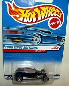 hot-wheels-1-64-TRACK-T-FORD-T-BUCKET-99-FIRST-EDITION
