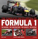 The Complete Encyclopedia of Formula One by Bruce Jones (Paperback, 2012)