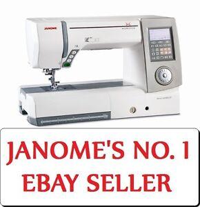 Janome-Horizon-MC8900QCP-Sewing-Machine-Memory-Craft-Quilting-Dressmaking-NEW