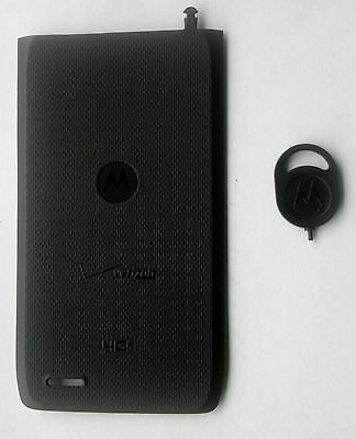 OEM Motorola Droid 4 XT894 Standard Back Cover Battery Door Verizon with Tool