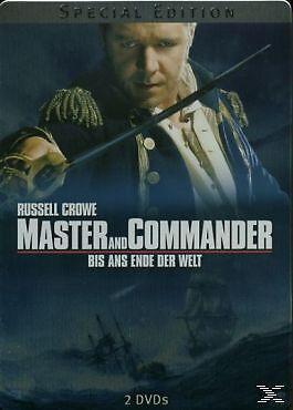 Master and Commander: Bis ans Ende der Welt - Special Edition Steelbook (2006)