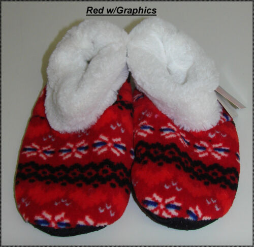 Women/'s Non-Skid Knit Slippers