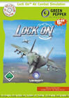 Lock On - Air Combat Simulation (PC, 2006, DVD-Box)