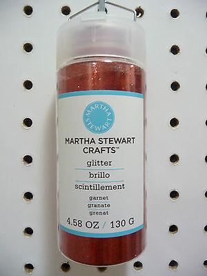 Martha Stewart Crafts Glitter Large for Stampin & Scrapin & Card 4.58oz/130g New