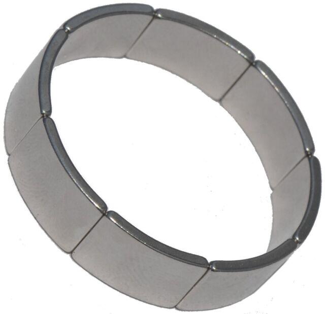 Neodymium MOTOR Magnets 35.75 mm x 32.75 mm x 9 mm  High Torque - High Temp