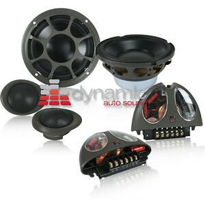 MOREL-HYBRID-402-Car-Audio-4-Component-Speakers-2-Way-Hybrid402-System-300W-OB