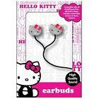 SAKAR Hello Kitty ear bud BLING (HKBL1000)