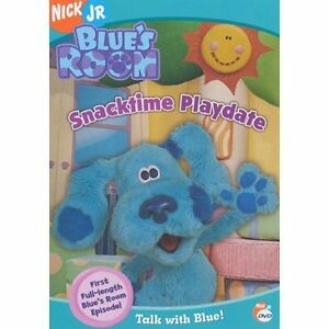 Blues Room - Snacktime Playdate (DVD, 2004) | eBay