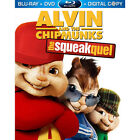 Alvin and the Chipmunks: The Squeakquel (Blu-ray/DVD, 2010, 3-Disc Set, Includes Digital Copy)