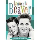 Leave It to Beaver: Season Three (DVD, 2010, 6-Disc Set)