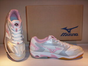 Scarpe-sportive-sneakers-Mizuno-Wave-Stardom-2-donna-shoes-indoor-pallavolo-40-5