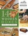 Home Woodworker Series: 14 Wooden Boxes You Can Make by Schiffer Publishing Ltd (Paperback, 2012)