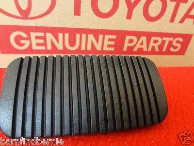 Toyota Brake Pedal Pad AT Automatic 4Runner Corolla Tacoma Previa OEM USA SELLER