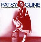 Patsy Cline - 25 All-Time Greatest Recordings (The 4-Star Sessions 1955-1960, 2000)