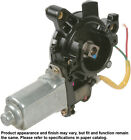 Power Window Motor-Window Lift Motor Front Left,Rear Right Cardone Reman