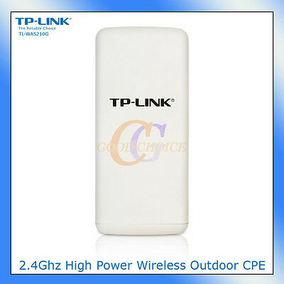 TP-Link WA5210 2.4Ghz High Power Wireless Outdoor CPE Long Distance Access Point