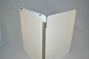 White-Slim-Magnetic-Smart-Front-Cover-Silicone-Back-Case-for-Apple-iPad-2-amp-3