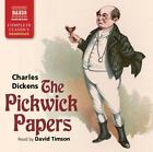 The Pickwick Papers by Charles Dickens (2012, LP Record)