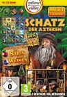 Der Schatz der Azteken / Der Stein der Weisen (PC, 2011, DVD-Box)