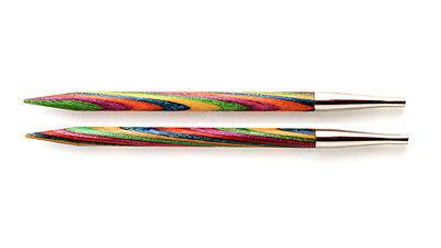 KnitPro auswechselbare Nadelspitzen kurz austauschbar Symfonie Holz  alle Größen