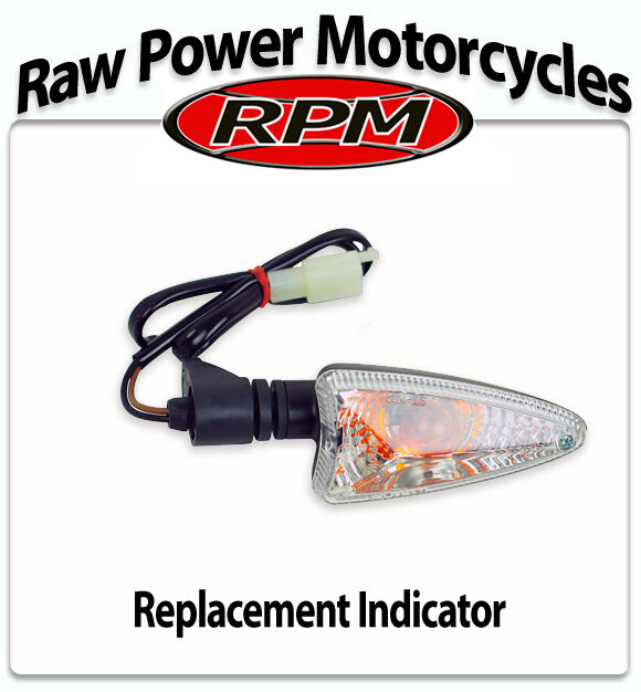 BMW G650GS 2011- Indicator fits Front Left Or Rear Right 459479 x1