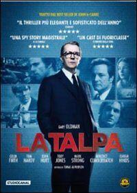 DVD-LA-TALPA-Edizione-Speciale-2-Dischi-Colin-Firth-2011-ITALIANO