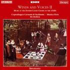 Winds And Voices 2 von Musica Ficta,Bo Holten (1998)