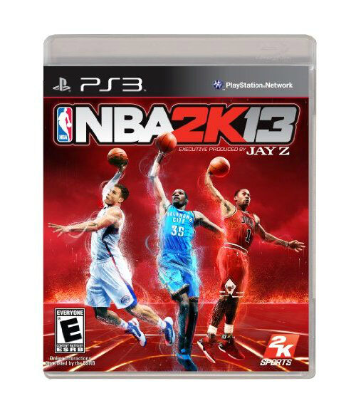 NBA 2K13 (Sony PlayStation 3) - **GAME DISC ONLY**