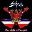 Sodom - One Night In Bangkok (Live) [PA] (2003)