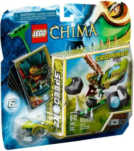 70103 LEGO Legends of Chima Boulder Bowling