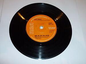 ELVIS-PRESLEY-Raised-On-Rock-1973-UK-7-034-vinyl-single