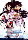 IS: Infinite Stratos - Complete Collection (DVD, 2012, 4-Disc Set)