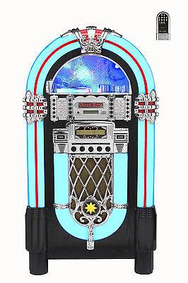 BRAND NEW JUKEBOX AM/FM RADIO+ CD + USB RRP $1499