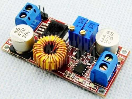 DC 5A 0.8V-30V Constant Current/Voltage LED Driver Step-Down Power Module