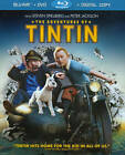 The Adventures of Tintin (Blu-ray/DVD, 2012, 2-Disc Set, Includes Digital Copy; UltraViolet)