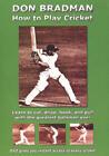 Don Bradman - How To Play Cricket (DVD, 2004)