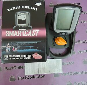New hummingbird smartcast rf10e wireless marine fishfinder for Hummingbird fish finder parts