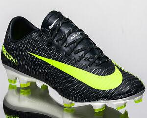 aef8f506e7 Nike Mercurial Vapor XI CR7 FG men soccer cleats football seaweed ...