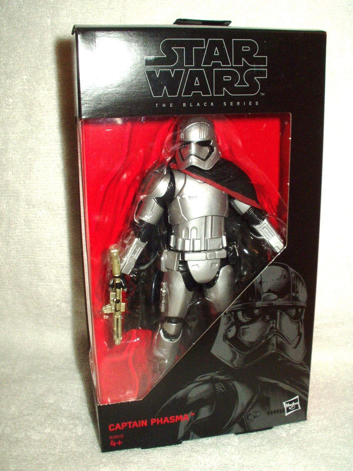 Action Action Action Figure Star Wars The schwarz Series  6  Captain Phasma 6 inch cb83a0