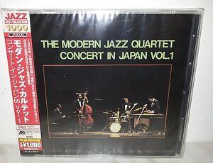 CD-THE-MODERN-JAZZ-QUARTET-CONCERT-IN-JAPAN-VOL-1-JAPAN-PRESS-WPCR-27454