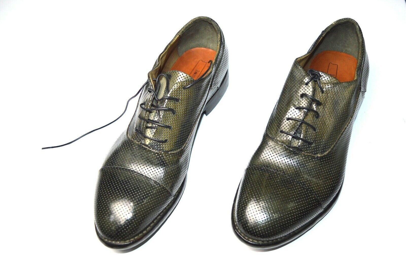 Nuevo Vestido lemargo Cuero Zapatos Talla nos 8 (codlm)