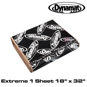 DYNAMAT-Sound-Proof-Deadening-Pad-Trunk-Boot-Door-Extreme-1-Sheet-18-034-x-32-034