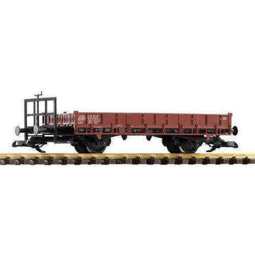 PIKO DB Res-x Low Sided Flat Wagon IV G Gauge 37954
