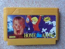 HOME ALONE 2: Lost in New York. Famicom Dendy NES Yellow Casette Video Games